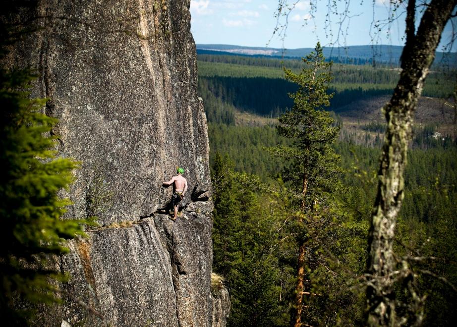 Bilden av Umeå, vecka 21. Foto: Tina Skiöld
