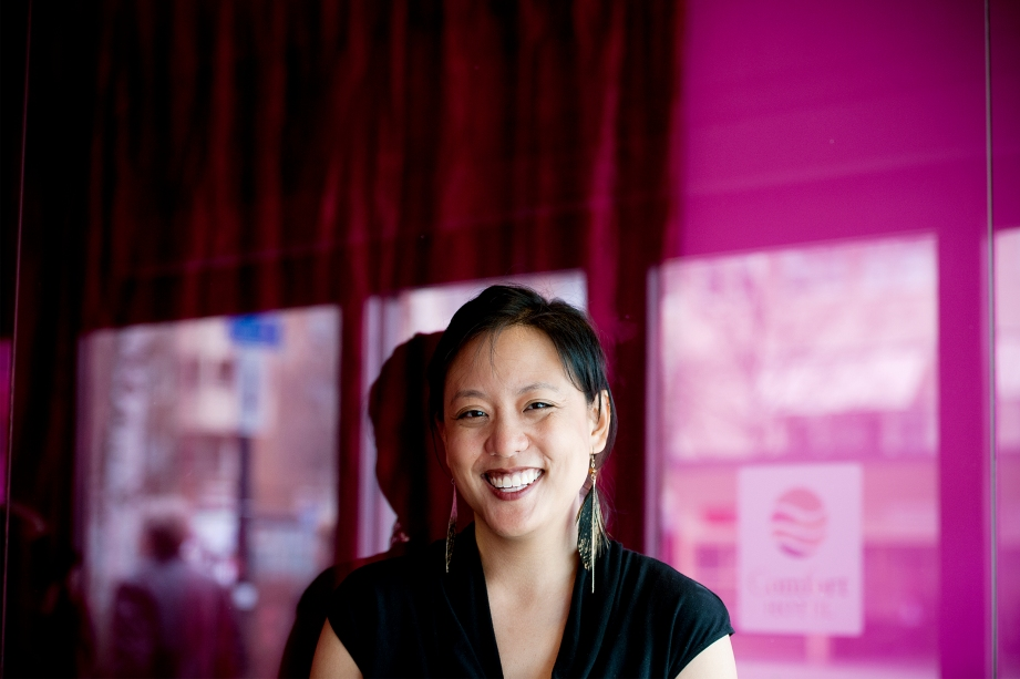 Bora Yoon.Foto: Tina Skiöld