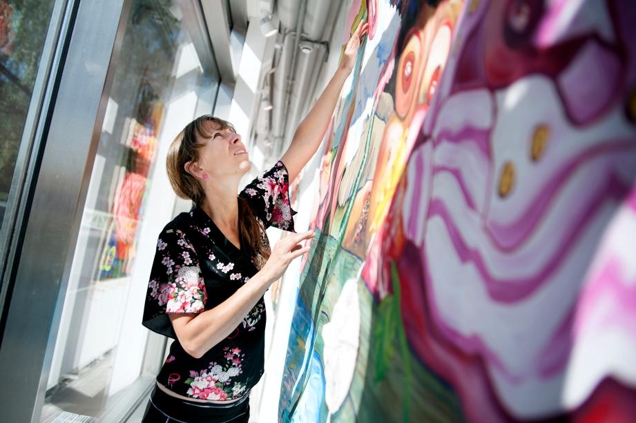 Ann-Caroline Breig. Foto: Tina Skiöld
