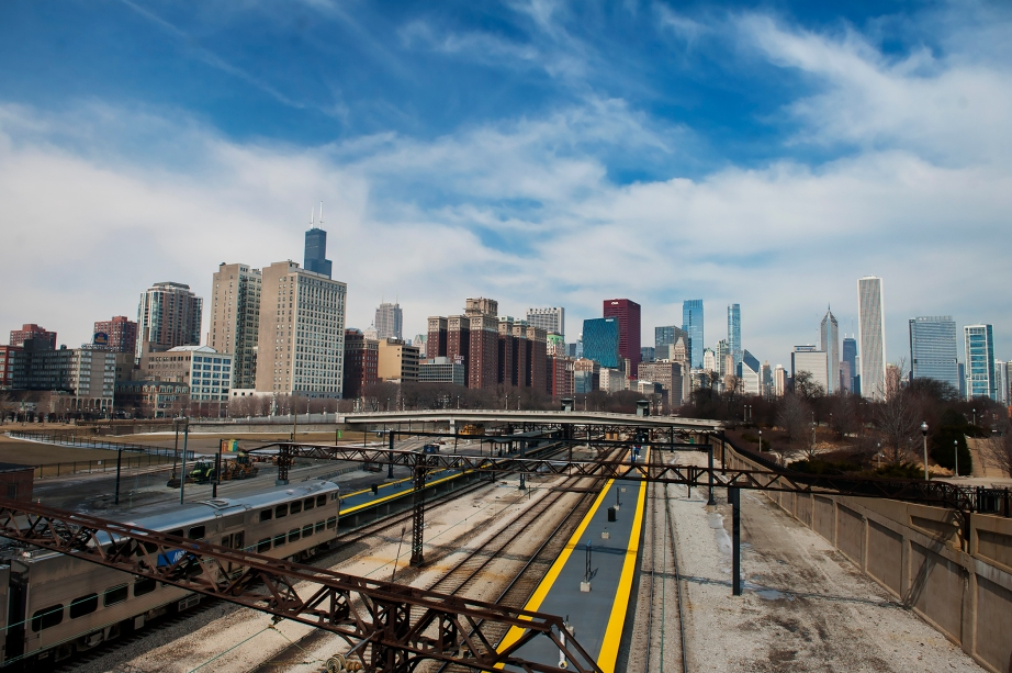 Chicago. Foto: Tina Skiöld